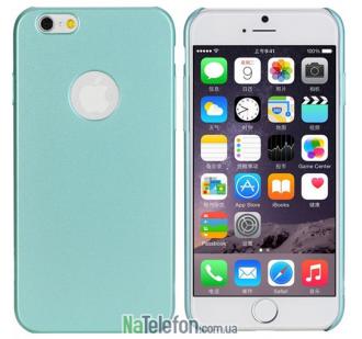 "Пластиковая накладка Rock Glory Series для Apple iPhone 6/6s plus (5.5"") (Mint)"