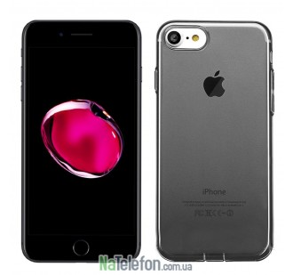 """Пластиковая накладка Remax 0.5mm для Apple iPhone 6/6s plus (5.5"""") (Серый)"""