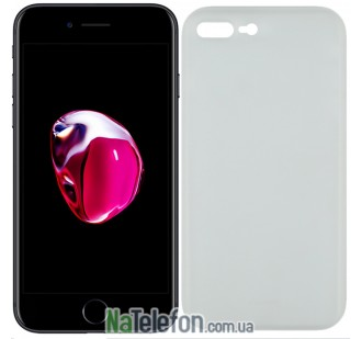 Чехол-накладка i-Smile Neon series case PP для iPhone 7 Plus White