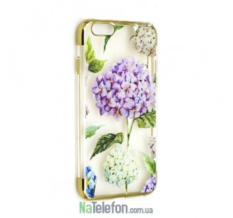 ЗАДНЯЯ НАКЛАДКА BLOSSOM APPLE IPHONE 5G