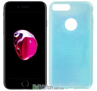 Чехол «бриллиантовый блеск» для iPhone 7 Plus Blue