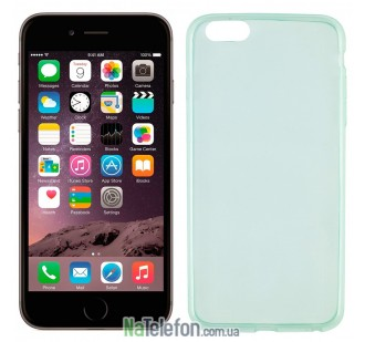 Накладка TPU iPhone 6 plus