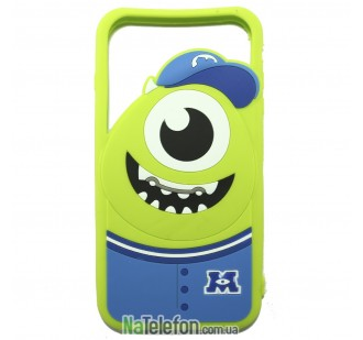 Чехол Universal Disney для iPhone 5.5 Monster Eye Green