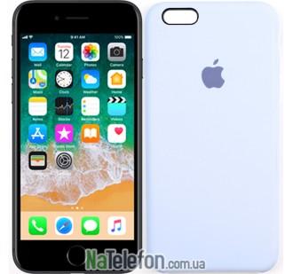Оригинальный силиконовый чехол для iPhone 6/6s Plus Сиреневый
