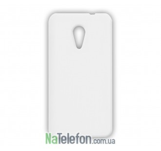 Силиконовый чехол Original Silicon Case HTC One (M8) White