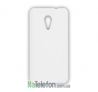 Силиконовый чехол Original Silicon Case HTC One (M7) White