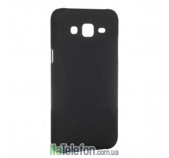 Силиконовый чехол Original Silicon Case HTC One (M7) Black