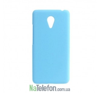 Силиконовый чехол Original Silicon Case HTC Desire 620 Blue