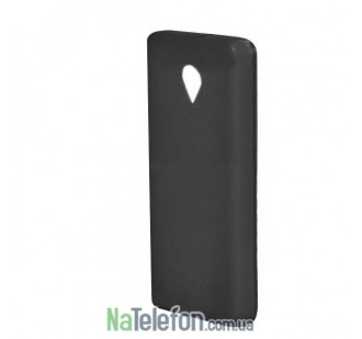 Силиконовый чехол Original Silicon Case HTC One (M9) Black