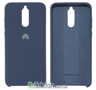Чехол Original Soft Case для Huawei mate 10 Lite Синий