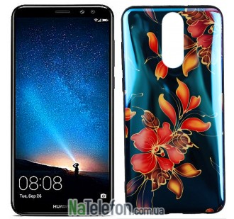 Чехол U-Like Picture series для Huawei Mate 10 Lite Flowers