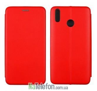 Чехол книжка U-Like Best для Huawei Honor 8X Red