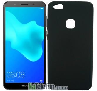 Чехол Original Soft Case для Huawei nova lite (P10 Lite) Чёрный