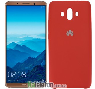 Чехол Original Soft Case для Huawei mate 10 Красный