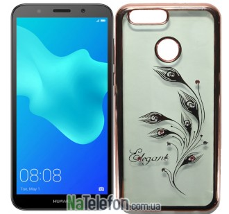 Чехол Beckberg Breathe seria для Huawei Nova 2 Elegant
