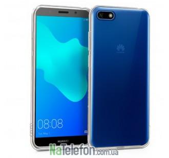Чехол Ultra-thin 0.3 для Huawei Y5 2018 White