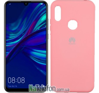 Чехол Original Soft Case для Huawei Y6 2019 Розовый FULL