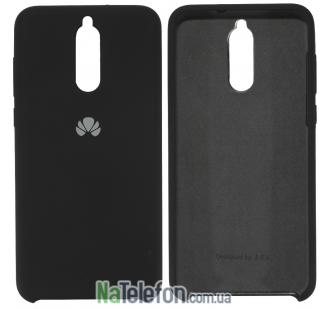Чехол Original Soft Case для Huawei mate 10 Lite Чёрный