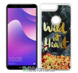 Чехол U-Like Aqua Case для Huawei Y7 Prime 2018 Wild