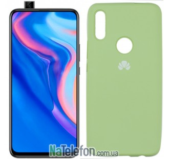 Чехол Original Soft Case для Huawei P Smart Z Мятный FULL