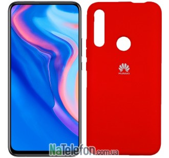 Чехол Original Soft Case для Huawei P Smart Z Красный