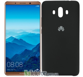 Чехол Original Soft Case для Huawei mate 10 Чёрный