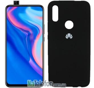 Чехол Original Soft Case для Huawei P Smart Z Чёрный FULL