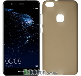 Силиконовый чехол Original Silicon Case Huawei P10 Lite Black