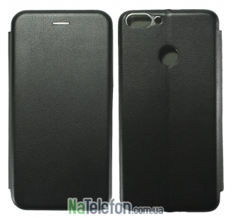 Чехол книжка U-Like Best для Huawei P20 Lite Black