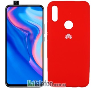 Чехол Original Soft Case для Huawei P Smart Z Красный FULL