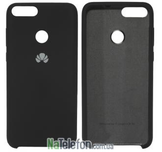Чехол Original Soft Case для Huawei P Smart Чёрный