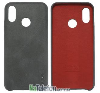 Чехол X-Level Vintage series для Huawei P20 Lite Black