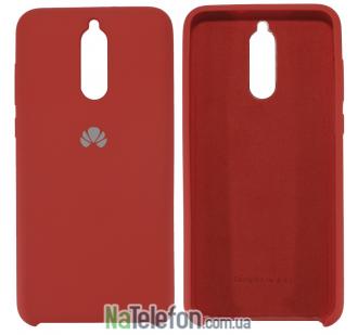 Чехол Original Soft Case для Huawei mate 10 Lite Красный