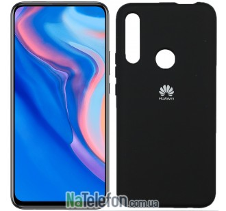 Чехол Original Soft Case для Huawei P Smart Z Чёрный