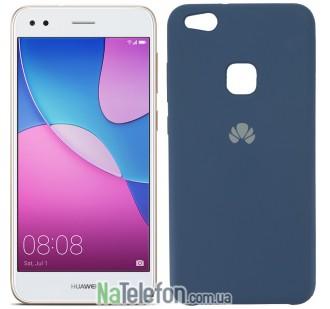 Чехол Original Soft Case для Huawei nova lite (P10 Lite) Синий