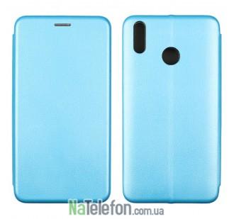 Чехол книжка U-Like Best для Huawei Honor 8X Cyan