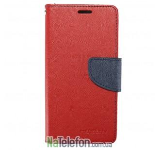 Чехол книжка Goospery для Huawei Nova 2 Red