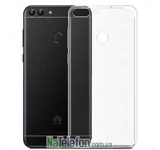 Чехол Original Silicone Case для Huawei P Smart White