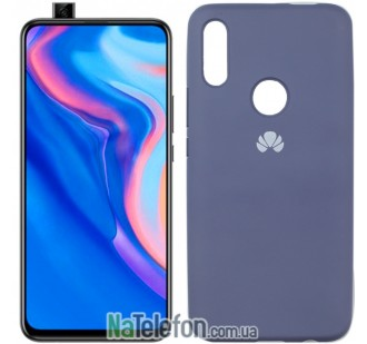 Чехол Original Soft Case для Huawei P Smart Z Светло серый FULL