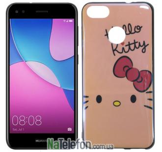 Чехол U-Like Picture series для Huawei P9 Lite mini/Nova Lite 2017 Hello Kitty