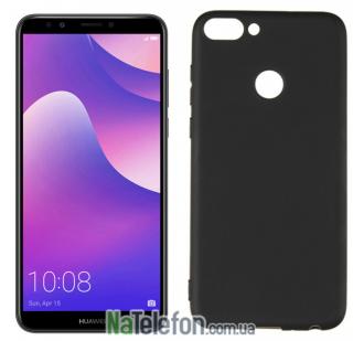 Чехол HONOR Umatt Series для Huawei Y7 Prime Black