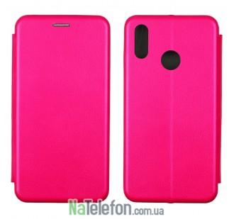 Чехол книжка U-Like Best для Huawei P Smart 2019/Honor 10 Lite Pink