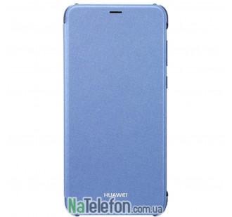 Чехол Flip Cover для HUAWEI P Smart Blue