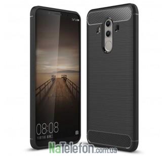 Чехол Carbon для Huawei Mate 10 Pro Black