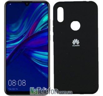 Чехол Original Soft Case для Huawei Y6 2019 Черный