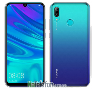 Чехол Ultra-thin 0.3 для Huawei P Smart 2019/Honor 10 Lite White