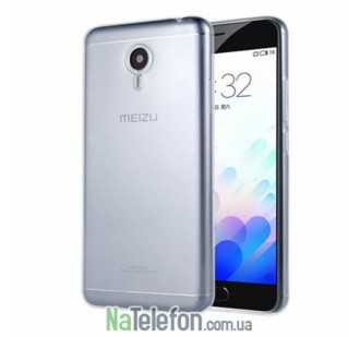 Чехол Ultra-thin 0.3 для Meizu M2 Note White