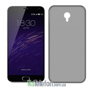 Чехол Ultra-thin 0.3 для Meizu M2 Note black