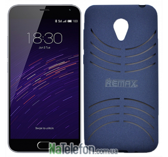 Чехол Remax Velour Series для Meizu M2 Note Blue