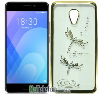 Чехол Beckberg Breathe seria для Meizu M5s Dragonfly